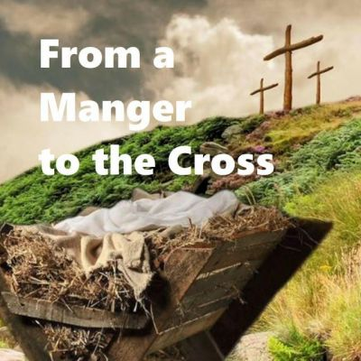Adrian Cost - From a Manger to the Cross (2019)