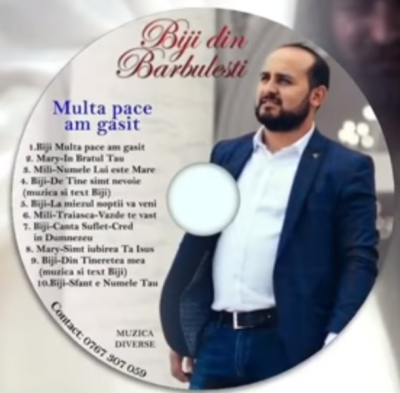 Biji din Barbulesti - Multa Pace am gasit (2017)