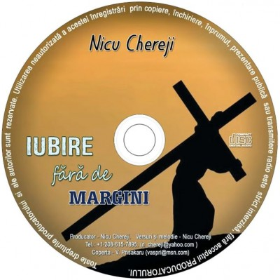 Nicu Chereji - Iubire Fara De Margini Vol. 10 (2018)
