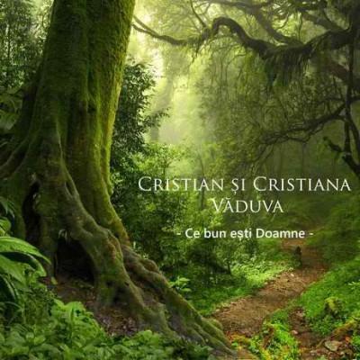 Cristian si Cristiana Vaduva - Ce bun ești Doamne (2017)