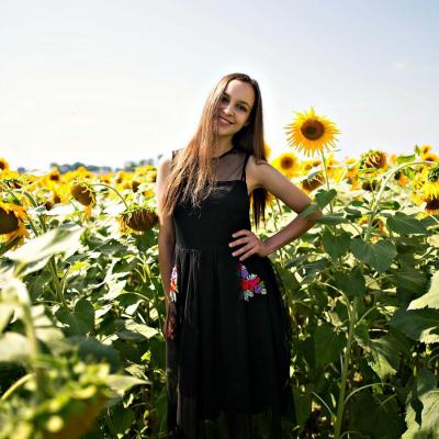 Ангелина Савчук - Моя Україно! (2020)