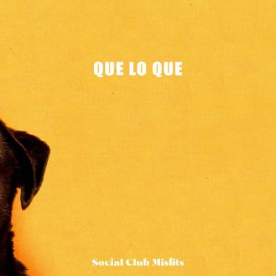 Social Club Misfits - Que lo Que (2019)