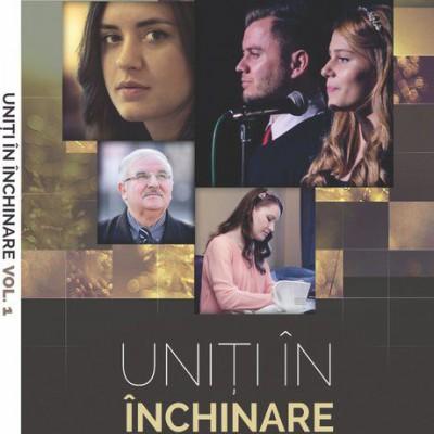 Alin si Florina Jivan - Uniti in Inchinare Vol.1 (2015)