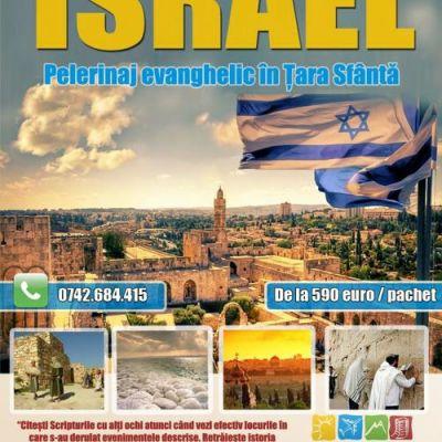 Israel - Călător în Țara Sfântă (2020)