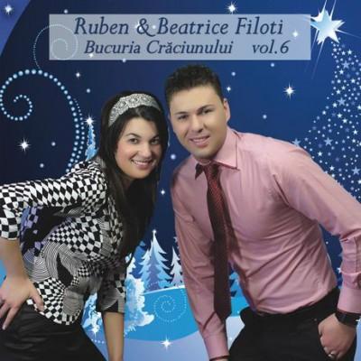 Ruben si Beatrice Filoti - Bucuria Craciunului (2013)
