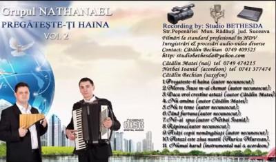 Grupul Nathanael - Pregateste-ti Haina Vol.2