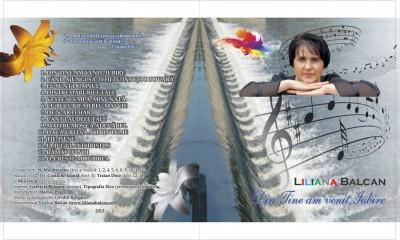 Liliana Balcan - Din Tine am venit Iubire