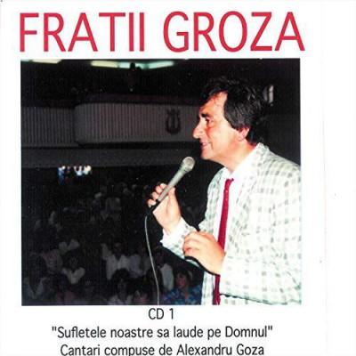 Alexandru Groza - CD1