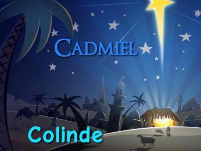 Cadmiel - Colinde