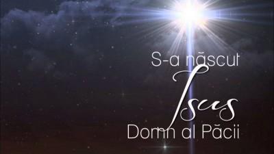 Hristic - S-a nascut Isus