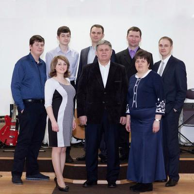 Петр Арбузов и группа Новое имя - Я выбираю Тебя (2014)