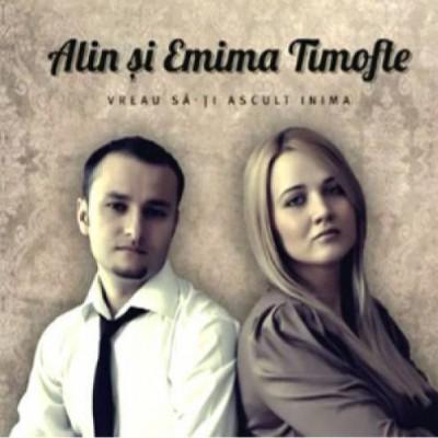 Alin & Emima Timofte - Vreau sa-Ti  ascult  inima Negative Vol.1
