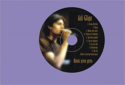Adi Gliga - Nimic prea greu Negative Vol. 3