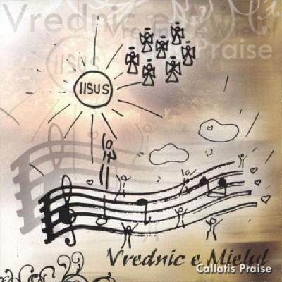 Callatis Praise - Vrednic e Mielul Negative Vol.3