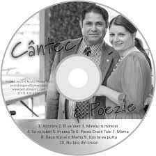 Petru si Viorica Bragaru - Cantec si poezie