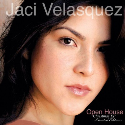 Jaci Velasquez - Open House Christmas EP (2007)