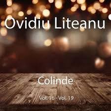 Ovidiu Liteanu - Colinde Vol.16 - Vol.19 (2017)