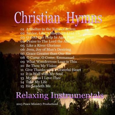 Jesus Raymond - Christian Instrumental Hymns (2015)