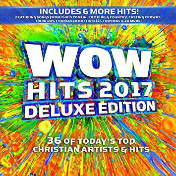 VA - WOW Hits 2017 (Deluxe Edition) (2016)CD1