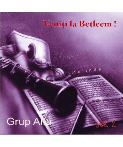 Grup Alfa - Veniti la Betleem Negative Vol.2