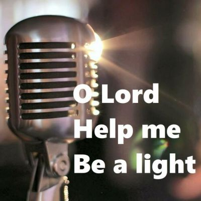 Adrian Cost, Grace Gherghel - Lord Help Me Be a Light (2019)