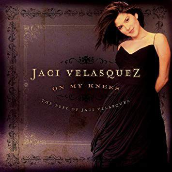 Jaci Velasquez - On My Kees - The Best Of Jaci Velasqez (2006)