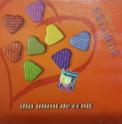 Corul de copii Secunde - Din inimi de copii (2012)
