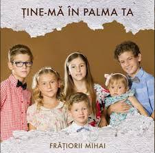 Fratiorii Mihai - Tine-ma in palma Ta (2017)