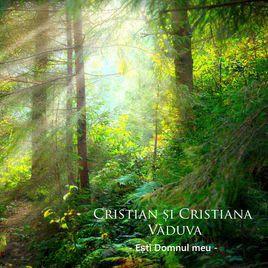 Cristian si Cristiana Vaduva - Ești Domnul meu (2017)