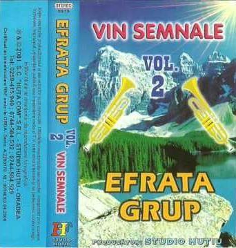 Grup Efrata - Vin Semnale Vol. 2 (2013)