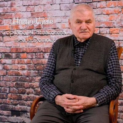 Hozan Vasile - Copilăria și întoarcerea mea la Domnul Episodul 1 (2020)