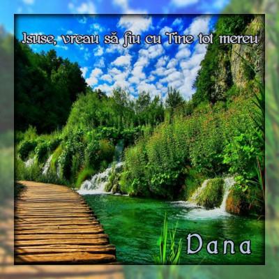 Dana - Isuse, vreau să fiu cu Tine tot mereu (2005)