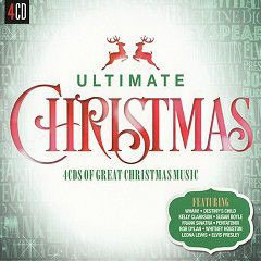 VA - Ultimate Christmas. 4CDs of Great Christmas Music (2015) SD3