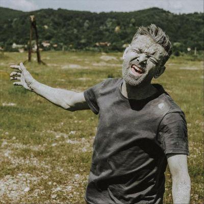 Catalin Ciuculescu - Running After You (2020)