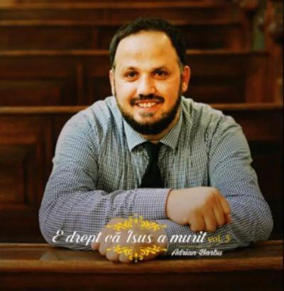 Adrian Barbu - E drept Ca Isus a Murit Negative Volum. 5 (2015)