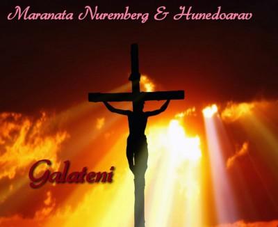 Maranata Nuremberg & Hunedoarav - Galateni Negative Vol.1
