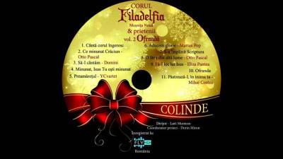 Corul Filadelfia Mosnita Noua si prietenii - Ofranda (2014)