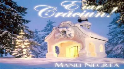 Manu Negrea - E iar craciun (2010)