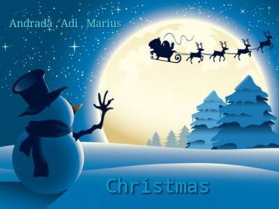 Andrada  Adi  Marius - Christmas