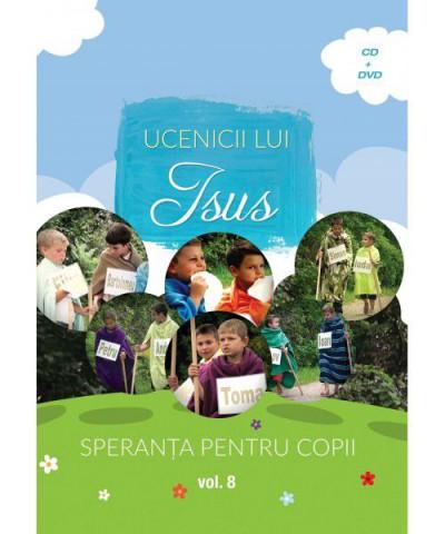 Speranța pentru Copii - Ucenicii lui Isus Vol.8 (2016)