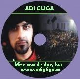Adi Gliga - Mi-e asa de dor Isus Negative Vol.4