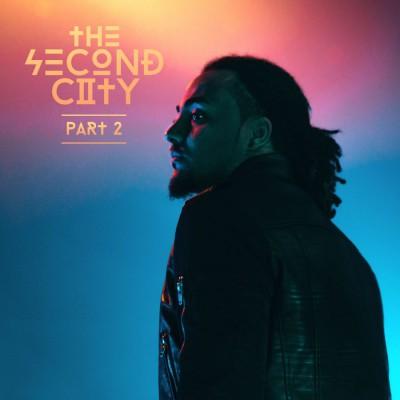 Steven Malcolm - The Second City Part 2 EP (2018)