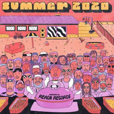 VARIOS ARTISTAS - Summer 2020 - Reach Records (2020)