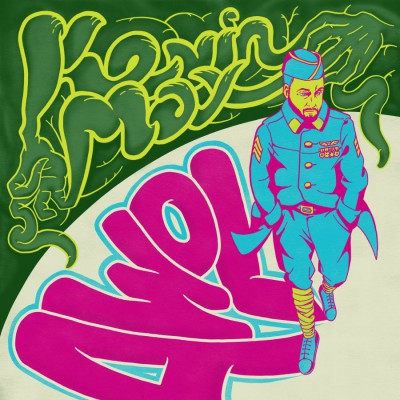 Kevin Max - AWOL (2018)