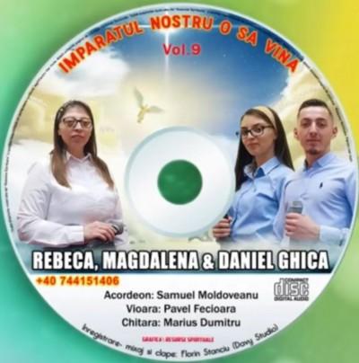 Rebeca Magdalena si Daniel Chica - Inparatul Nostru O Sa Vina Vol.9 (2018)