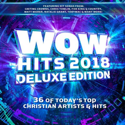 Various Artists - WOW Hits 2018 Deluxe Edition (2017)