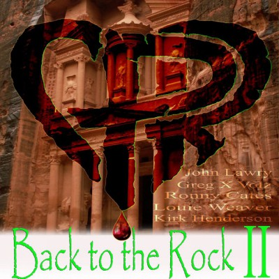 CPR Band - Petra - Back To The Rock II (2017)