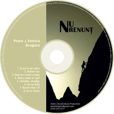 Petru si Viorica Bragaru - Nu Renunt (2011)
