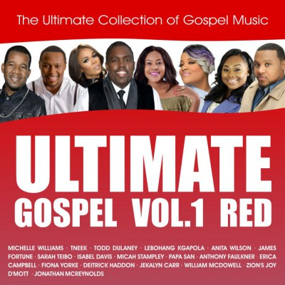 Various Artists - Ultimate Gospel, Vol. 1 Red (2018)