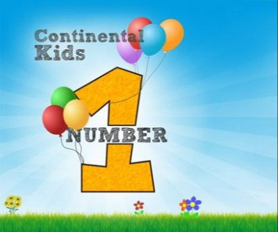 Continental Kids - Number ONE (2014)
